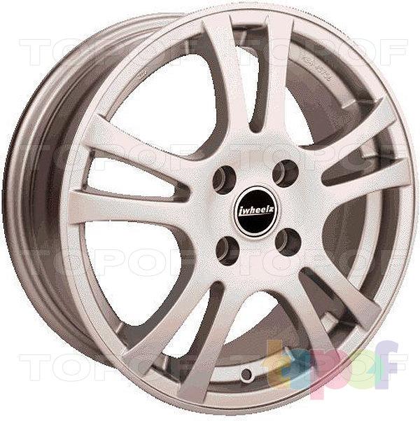 Колесные диски iWheelz Boss. Изображение модели #1