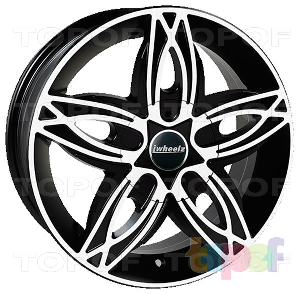 Колесные диски iWheelz Faith