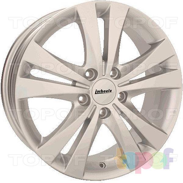 Колесные диски iWheelz Hon4. Изображение модели #1