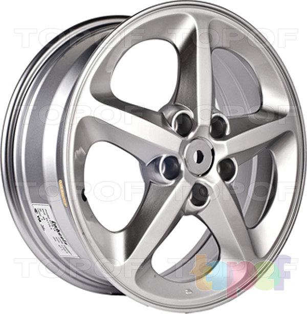 Колесные диски iWheelz Hyn14