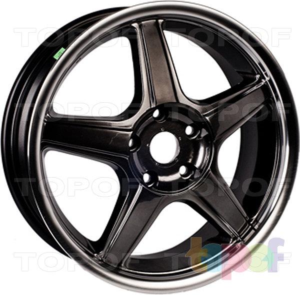 Колесные диски iWheelz Rondo. Изображение модели #1