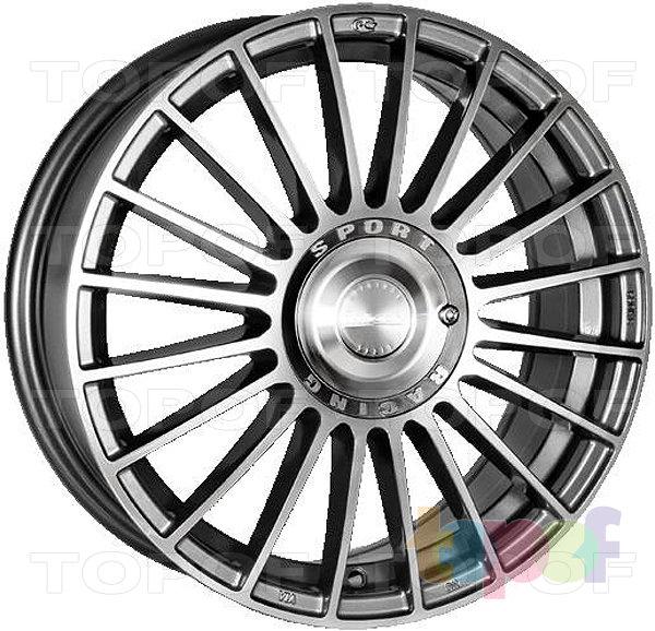 Колесные диски iWheelz Senso. Изображение модели #1