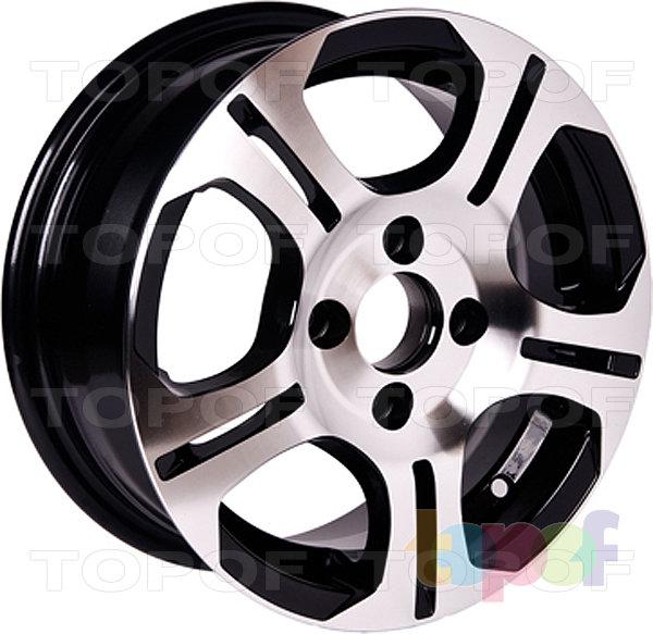 Колесные диски iWheelz Techno. Изображение модели #1