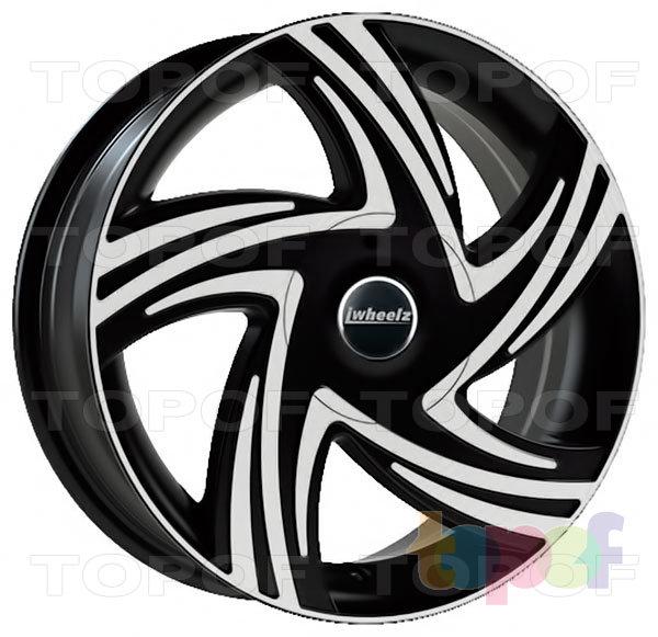 Колесные диски iWheelz Tempo