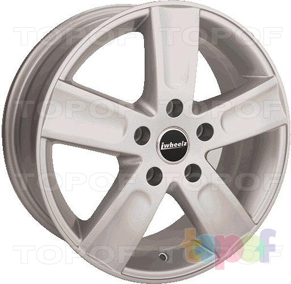 Колесные диски iWheelz Toy41