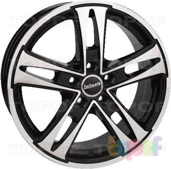 Колесные диски iWheelz Trend. Изображение модели #1