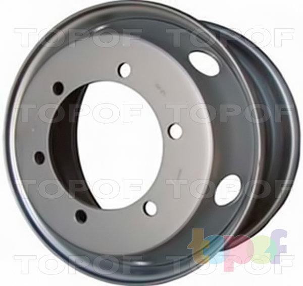 Колесные диски Jantsa 16602. Изображение модели #1