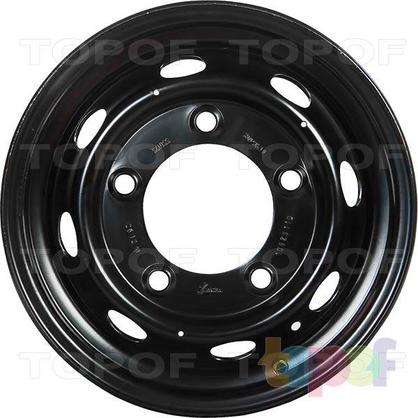 Колесные диски Jantsa 600136. Изображение модели #1