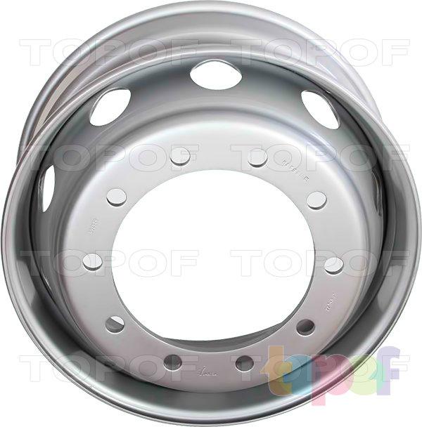 Колесные диски Jantsa 825155. Изображение модели #1