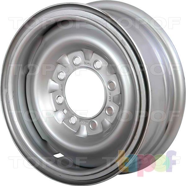 Колесные диски Jantsa 900252. Изображение модели #1
