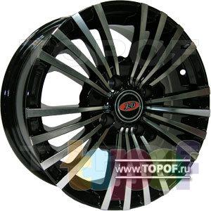 Колесные диски JD Wheels JD-1021. Изображение модели #1