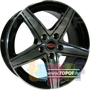 Колесные диски JD Wheels JD-1105. Изображение модели #1