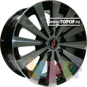 Колесные диски JD Wheels JD-1147. Изображение модели #1
