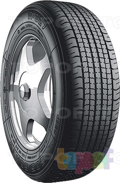 Шины KAMA И-327. Летняя шина для легкового автомобиля