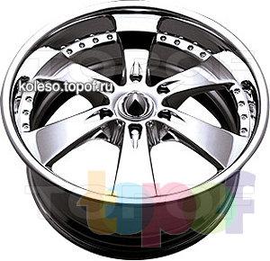 Колесные диски Kaotik Z6. Изображение модели #1