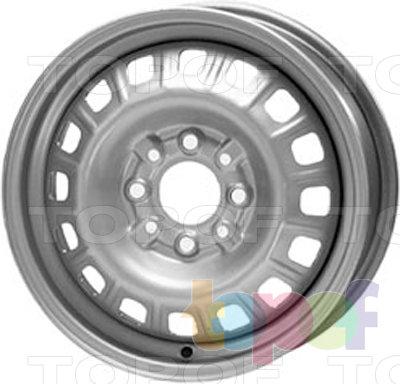 Колесные диски KFZ 1129
