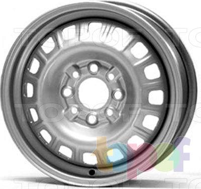 Колесные диски KFZ 1140
