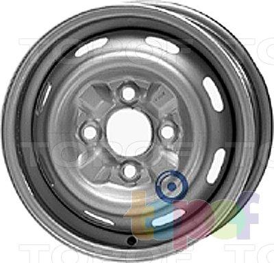 Колесные диски KFZ 1560. Изображение модели #1