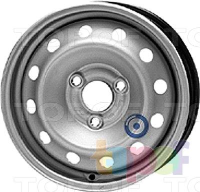 Колесные диски KFZ 2300. Изображение модели #1