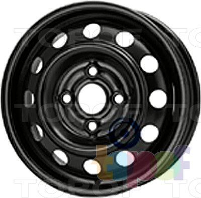 Колесные диски KFZ 2490. Изображение модели #1