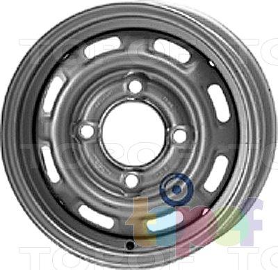 Колесные диски KFZ 2600. Изображение модели #1