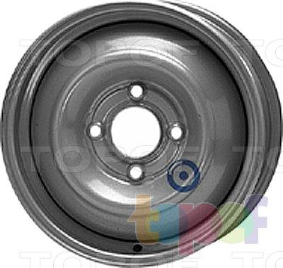Колесные диски KFZ 2810. Изображение модели #1