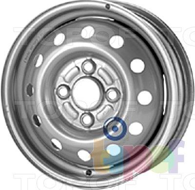 Колесные диски KFZ 3060. Изображение модели #1