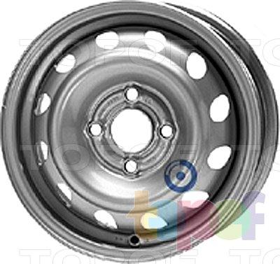 Колесные диски KFZ 3255. Изображение модели #1