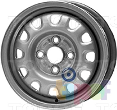 Колесные диски KFZ 3320