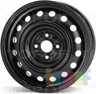 Колесные диски KFZ 3790