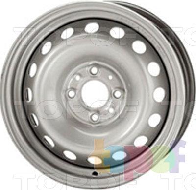 Колесные диски KFZ 3790. Изображение модели #2