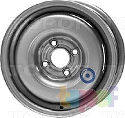 Колесные диски KFZ 3955. Изображение модели #1