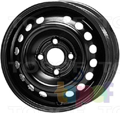 Колесные диски KFZ 3995