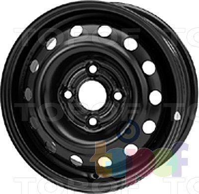 Колесные диски KFZ 4040