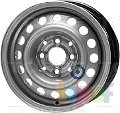 Колесные диски KFZ 4060