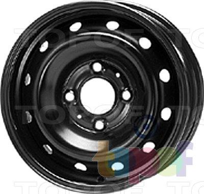 Колесные диски KFZ 4075