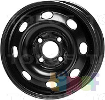 Колесные диски KFZ 4190