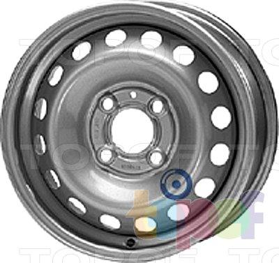 Колесные диски KFZ 4210