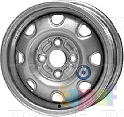 Колесные диски KFZ 4230. Изображение модели #1