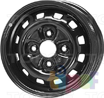 Колесные диски KFZ 4365
