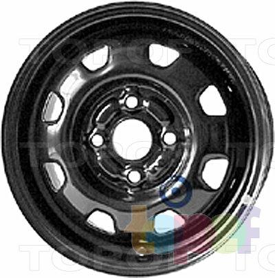 Колесные диски KFZ 4375