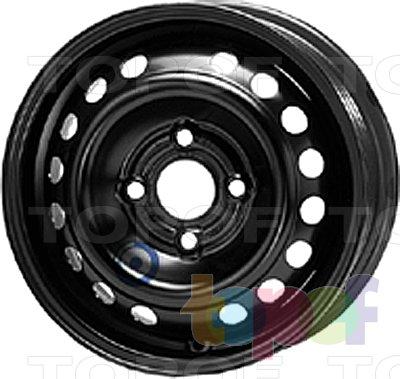 Колесные диски KFZ 4460