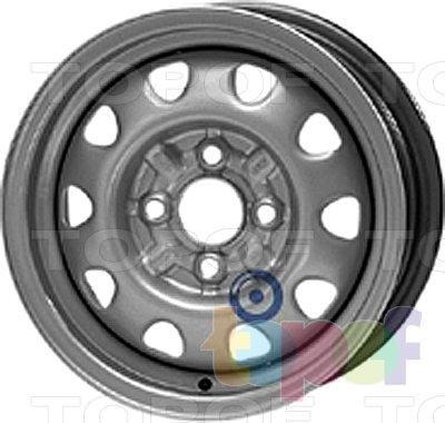 Колесные диски KFZ 4600