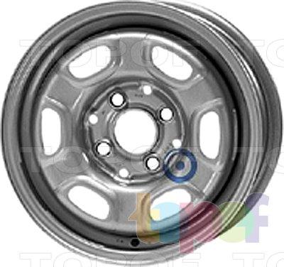 Колесные диски KFZ 4650