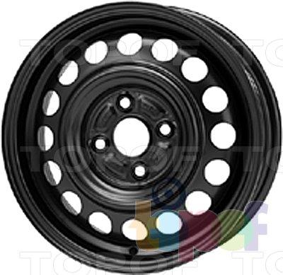 Колесные диски KFZ 4920. Изображение модели #1