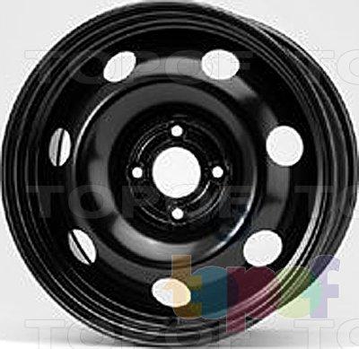 Колесные диски KFZ 5008. Изображение модели #1