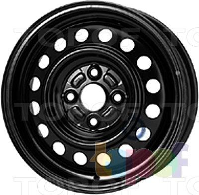 Колесные диски KFZ 5400