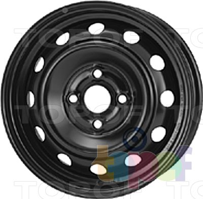 Колесные диски KFZ 5490