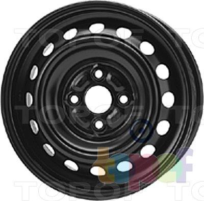 Колесные диски KFZ 5710