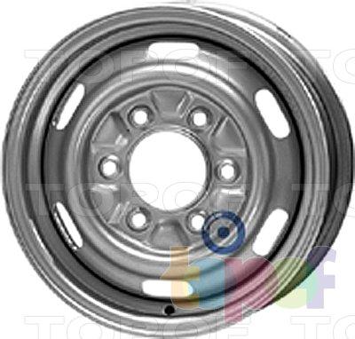 Колесные диски KFZ 5940. Изображение модели #1